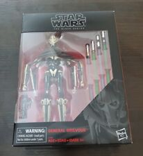 Star Wars the Black Series General Grievous Hasbro 6-Inch Action Figure