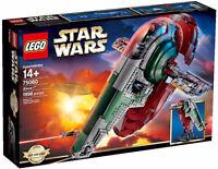 Lego Star Wars 75060 Slave I - New / Nuevo