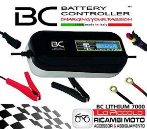 Chargeur de Batterie BC Controller Lithium 7000 Pour Life Moto