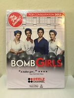 BOMB GIRLS SEASON TWO DVD 4-Disc Set FYC PROMO 2013 New Sealed SECOND SEASON