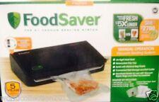 Food Saver Vacuum Sealing System FM2100 Sealer & Starter Kit w/ Bags