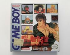 Fist Of the North Star (Nintendo Game Boy, 1991) In Box