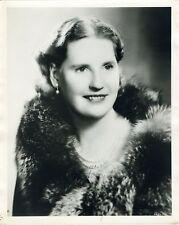 Kirsten FLAGSTAD (Opera): Signed Photograph