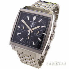 TAG HEUER MONACO STAINLESS STEEL CHRONOGRAPH AUTOMATIC WRISTWATCH CW2111