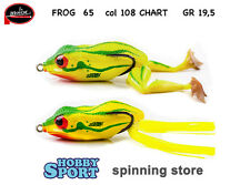 FROG 65 MOLIX  COLORE 108 CHART SPINNING BLACK BASS