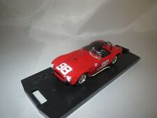 "Model Box / Revell  8422  AC  Shelby Cobra  Riversaide  ""1962"" (weiß) 1:43 OVP !"