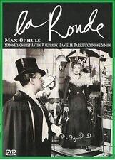 La Ronde (1950) -  Anton Walbrook, Simone Signoret, Serge Reggiani - DVD NEW
