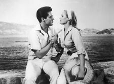 Ursula Andress and Elvis Presley UNSIGNED photograph - L6947 - Fun in Acapulco