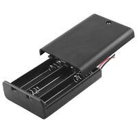 Batteriehalter Batterienhalter Halter Box für 3x Mignon AA Batterien zum Einbau
