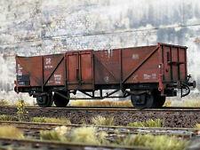 M+D 112 Klein Modellbahn Offener Güterwagen Ommu  DR Zone Ep III GEALTERT