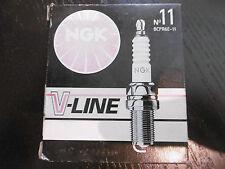 4x ZÜNDKERZE NGK V-LINE No. 11 BCPR6E-11 NEU OVP