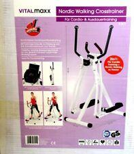 Crosstrainer »Air Walker« VITALMAXX Trainingsgerät Cardio Zusammenklappbar *