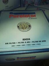 Purolator Air Filter A54314 VIN: 1, DIESEL, FI Group 7 NIB
