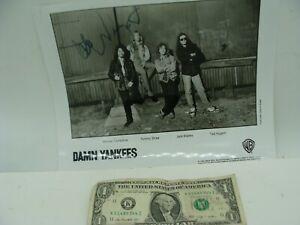 Signed Photo of Bad Company