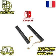 Nintendo Switch Joy con Metal Slider Rail Flex Ribbon Ruban Nappe Sensor