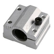 Adjustable Linear Slider 8mm Ball Bearing Block Linear Motion SC8AJ