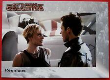 BATTLESTAR GALACTICA - Premiere Edition - Card #51 - Reunions
