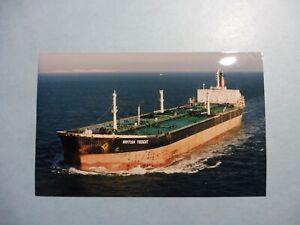 BRITISH TRIDENT (1) fotoflite MHI NAGASAKI SHIPYARD & ENGINE WORKS - NAGASAKI, J