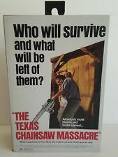 "NECA Reel Toys Texas Chainsaw Massacre Leatherface 7"" Action Figure"