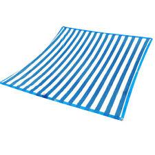 Sun Shade Sail Patio Sunscreen Awning Canopy UV Block Yard Pool Cover Striped