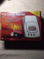 Kinyo mini DV cassette rewinder model kv-885 brand new never used