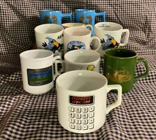 10 Westinghouse and other Aircraft Protection system coffee cups