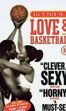 Love and Basketball  DVD Sanaa Lathan, Omar Epps, Glenndon Chatman, Jess Willard