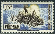 Viet Nam South 54, MNH. Refugees on raft, 1956