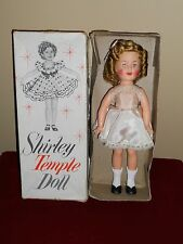 Vintage ST-12 Shirley Temple Doll in Box