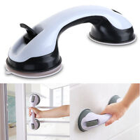 Bath Shower Grip Handle Bathroom Suction Cup Grab Bar Safety Rail Disability Aid