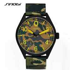 SINOBI Men's Military Watch
