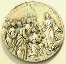 Paulus VI PONT Maximus Pope  Medal #2716