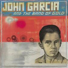 CD JOHN GARCIA - AND THE BAND OF GOLD -