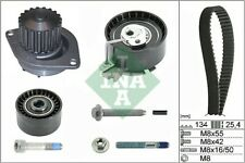 Timing Belt & Water Pump Kit 530037930 INA Set 0816E0 0816H6 0829A0 0829A1 New