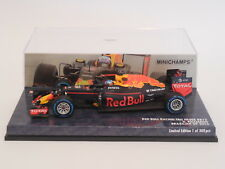 1/43 MINICHAMPS Red Bull Racing Rb12 Daniel Ricciardo 2016 Brazilian GP