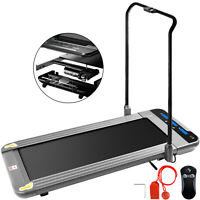 Treadmill 2in1 Electric Folding Treadmill Under Desk Running Machine Cardio Home