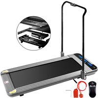 Treadmill 2in1 Electric Folding Treadmill Under Desk Running Machine Cardio Home