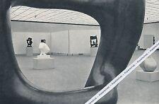 Stoccarda Wüttenberg arte Club-esposizione Hans Arp per 1960 g29-1
