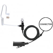 2-Wire Headset Fiber Noise Canceling Mic for Motorola XPR3300e XPR3500e Series