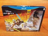 Disney Infinity 3.0 Star Wars Nintendo Wii U Starter Pack New Sealed Ships Fast