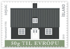 "ICELAND 2019 SEPAC ""HISTORIC HOMES""  preorder 12-9-2019"