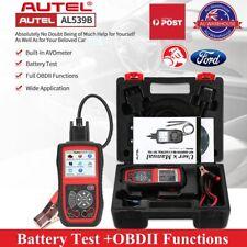 Autel AutoLink AL539B Electrical Battery Tester OBD2 Code Reader Diagnostic Tool