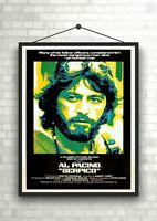 Kes Vintage Movie Poster Art Print Maxi A1 A2 A3 A4