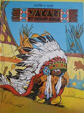 YAKARI et Grand Aigle + YAKARI et le Bison Blanc.  Derib + Job. 1983. Double