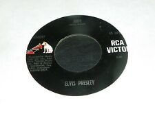 Elvis Presley Judy  There's Always Me Vintage 45 RPM Record RCA Victor-NM
