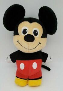Mickey Mouse Talking Plush 2009 Fisher Price Mattel Disney Stuffed Toy Standing