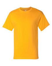 Champion Short Sleeve Tagless 100% cotton 15 colorsT-Shirt sizes S-3XL T425/T525
