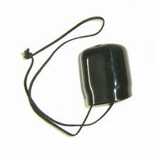 Scuba Diving Tank Valve Protector Cap w/Tie Black New! RP66