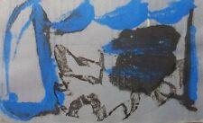 Paul Ryan-firmato INCISIONI - 88x54cm, Limited Edition Wall Art, Vento e Pioggia