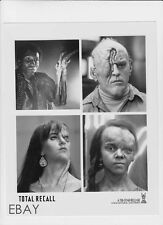 Total Recall Make -up effects VINTAGE Photo